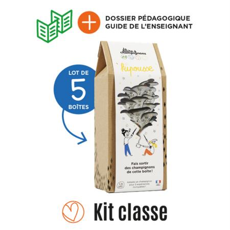 Beliebt Kit classe Maternelle et primaire - La Boîte à Champignons UV81